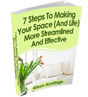 7 Steps to Making Your Space (and life) More Streamlined and Effective Book image